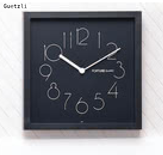 Clock face with ringing artifacts (1)